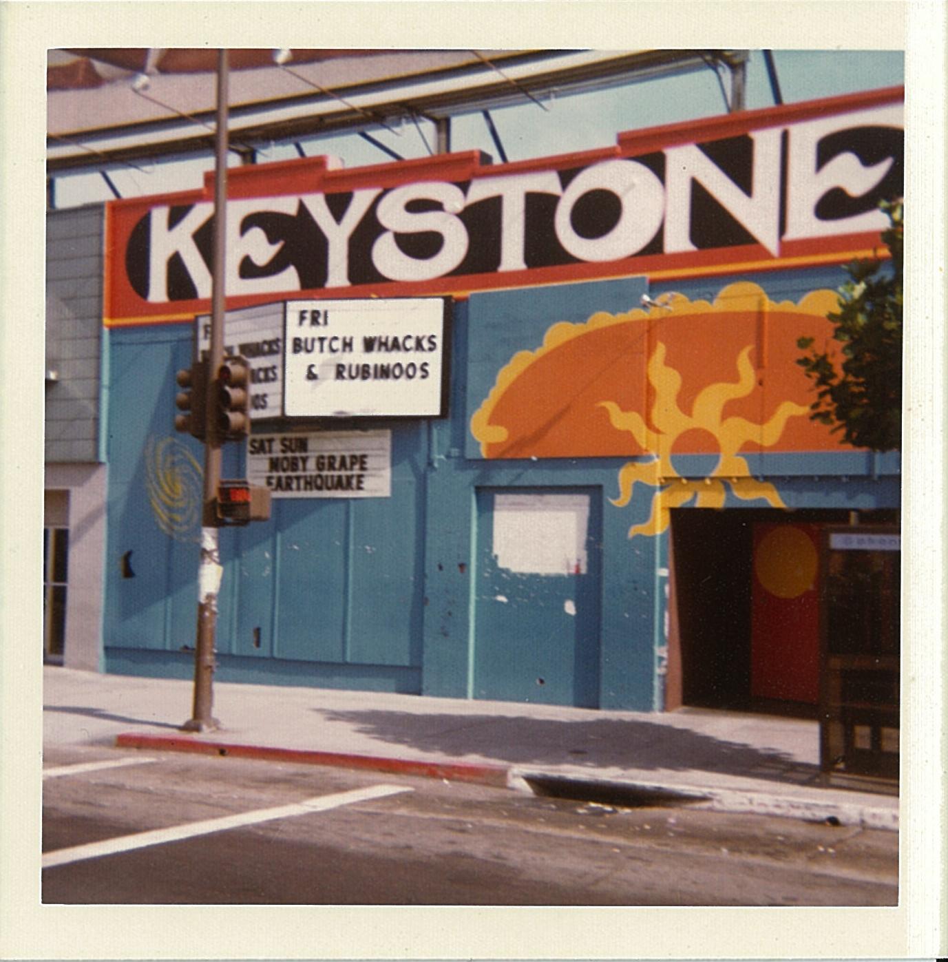 keystone sign